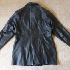 Geaca din piele naturala Leather Wau Norway; marime 44, vezi dimensiuni exacte - Geaca dama, Culoare: Din imagine