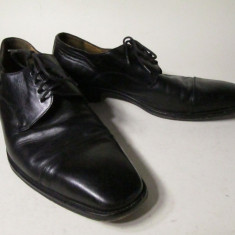 Pantofi Hugo Boss Vero Cuoio Barbati - Pantofi barbat Hugo Boss, Piele naturala