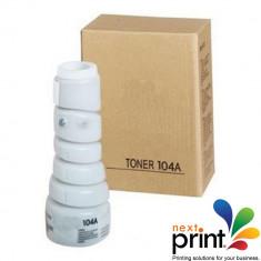 TONER NEGRU MT104A/MT104B compatibil KONICA - MINOLTA EP1054, EP1085
