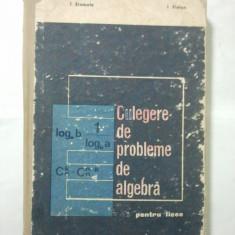 CULEGERE DE PROBLEME DE ALGEBRA - I. STAMATE * I. STOIAN ( 1535 )