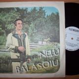 Disc vinil ( vinyl , pick-up ) NELU BALASOIU (ST - EPE 02522 - Orchestra Paraschiv Oprea)