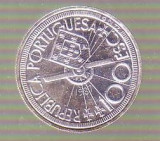 Moneda 100 ESCUDOS 1987 din argint NECIRCULATA