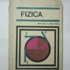 FIZICA - PENTRU CLASA A - IX - A - N. STANESCU ( 1533 ) - Manual scolar didactica si pedagogica, Clasa 9, Didactica si Pedagogica