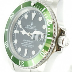 Rolex Submariner 50 Years Limited Edition, Green Dial - calitate maxima ! - Ceas barbatesc Rolex, Casual, Mecanic-Automatic, Inox, Analog