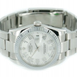 Datejust silver pearl Dial