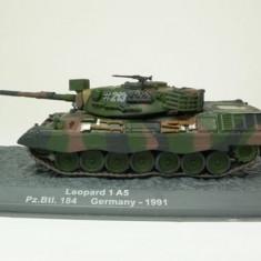3348.Macheta tanc Leopard 1 A5 Germany - 1991 scara 1:72 - Macheta auto