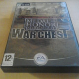 Joc PC -Medal of honor - Allied assault War Chest 3 in 1 (BOX SET) - (GameLand )