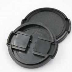 Capac obiectiv Carl Zeiss Takumar Rollei cu filet filtru de 49mm