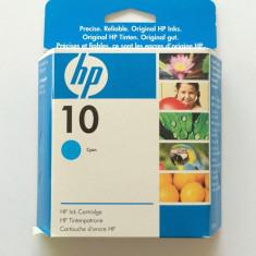 Cartus imprimanta HP 10 C4841AE, Cyan