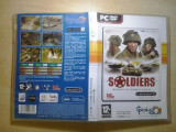 Joc PC - Soldiers - Heroes of World War II - (GameLand - sute de jocuri), Strategie, 3+