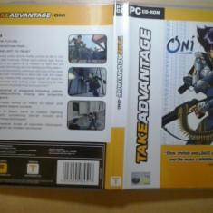 Joc PC - Oni (GameLand - sute de jocuri), Actiune, 18+
