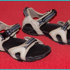 DE FIRMA → Sandale de calitate, comode, fiabile, NIKE ACG → barbati | nr. 42, 5 - Sandale barbati Nike, Culoare: Bej