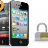 Unlock Deblocare Decodare iPhone 4S 5 5S SE 6 6+ 6S 7+ AT&T SUA ATT USA America - Decodare telefon, Garantie