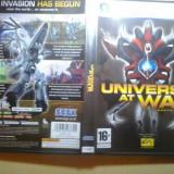Joc PC - Universe at war - Earth Assault - (GameLand - sute de jocuri), Strategie, 16+