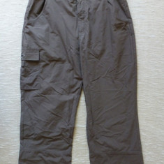 Pantaloni ¾ Columbia GRT; marime britanica 14: 84 cm talie, 89 cm lungime etc. - Pantaloni dama, Marime: Alta, Culoare: Din imagine