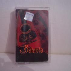 Vand caseta audio Balanta-Zodiac Collection,originala,raritate!