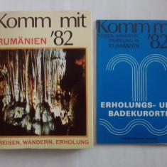 Komm mit Rumanien '82 / R5P2F - Ghid de calatorie