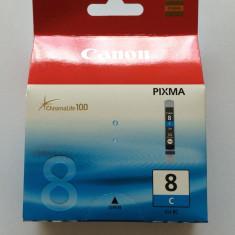 Cartus imprimanta Canon CLI-8C Albastru