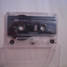 Vand caseta audio Usher-Confessionsl,originala,raritate!-fara coperti!!, Casete audio, ariola