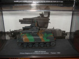 Macheta tanc AMX-30 Roland - France - 1991 scara 1:72
