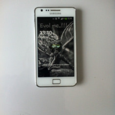 Samsung Galaxy S2 Plus - Telefon mobil Samsung Galaxy S2 Plus, Alb, Neblocat