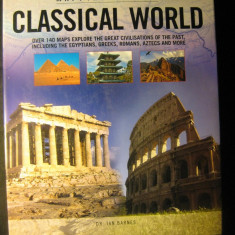 Atlas istoric - Classical world - Perioada antica - in engleza
