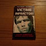 VICTIME SI INFRACTORI - T. Bogdan, I. Santea -- 1996, 201 p.
