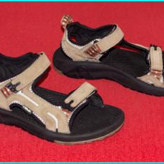 DE FIRMA → Sandale de calitate, piele, comode, fiabile, TEVA → barbati | nr. 43 - Sandale barbati Teva, Culoare: Bej