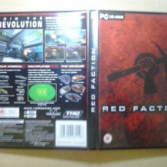 Joc PC - Red Faction (GameLand - sute de jocuri), Shooting, 18+