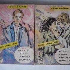 Elevul Dima dintr-a saptea / Mihail Drumes / R5P4S - Roman