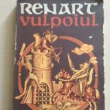 Renart vulpoiul/ ilustratii de Florin Creanga - Carte de povesti