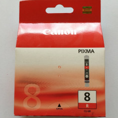 Cartus imprimanta Canon Pixma CLI-8R Rosu