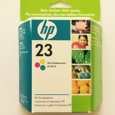 Cartus imprimanta color HP 23, C1823DE / Deskjet / Officejet