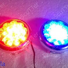 Stroboscop Led / Leduri moto - scuter / Atv ( girofar / flash-uri politie ) - Stopuri leduri, tuning optic Moto