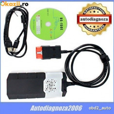 Interfata diagnoza tester Auto Delphi DS150 2014.2 - 2015.3 limba Romana - Interfata diagnoza auto