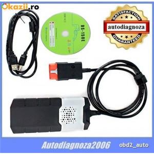 Interfata diagnoza tester Auto Delphi DS150  OBD2 2014 si 2016  limba Romana A++