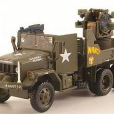Macheta camion M35 A1 Gun Truck Vietnam - 1968 scara 1:72