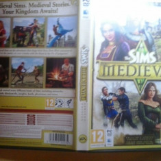 The Sims Medieval - JOC PC ( GameLand - sute de jocuri ) - Jocuri PC Electronic Arts, Simulatoare, 12+, Single player