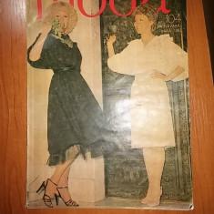 Revista moda nr. 104 primavara- vara 1983