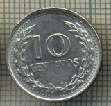 5122 MONEDA - COLOMBIA(COLUMBIA) - 10 CENTAVOS - 1974 -starea care se vede