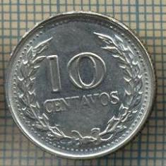 5122 MONEDA - COLOMBIA(COLUMBIA) - 10 CENTAVOS - 1974 -starea care se vede