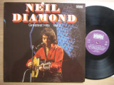 Neil Diamond ‎- Greatest hits Vol. 2 (1974, Bellaphon) vinil LP original