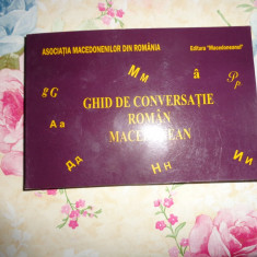 Ghid de conversatie roman-macedonean