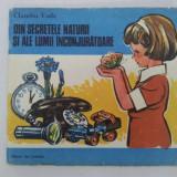 DIN SECRETELE NATURII ŞI ALE LUMII ÎNCONJURĂTOARE/CALUDIU VODĂ/ 1987 - Carte educativa