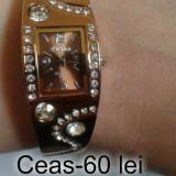 Vand ceas de femei - Ceas dama, Analog