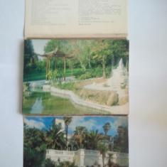 ALBUM CARTI POSTALE { VEDERI } SOCHI - SOCI - RUSIA { NECIRCULATE }, Necirculata