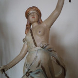 Statueta - Sculptura, Religie, Lemn