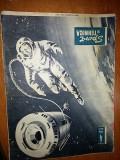 revista  sport si tehnica aprilie 1965 ( moartea lui gheorghe gheorghiu dej )