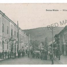 984 - Bucovina, VATRA DORNEI - old postcard - unused - Carte Postala Moldova 1904-1918