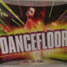 Dancefloor - Multitubes - Muzica Dance wagram, CD